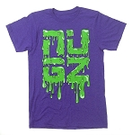 Slime City  - Purple Tee