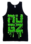 Slime City Tank - Black