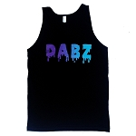 DABZ // Purple Teal // Tank