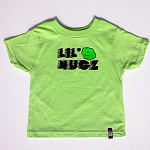 Lil' Nugz Toddler Tee - Lime Green