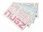 Kush Nugz Decal