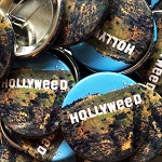 HOLLYWEED // Pins