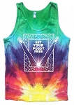 SYPF // Ultimate Rainbow Tie Dye // Size L // Blondtron Official Merchandise