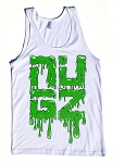Slime City Tank - White