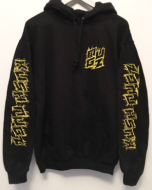 Kush Nugz Flame Pullover Hoodie