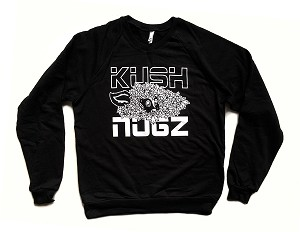 Kush Nugz SKUNK Crewneck Sweater