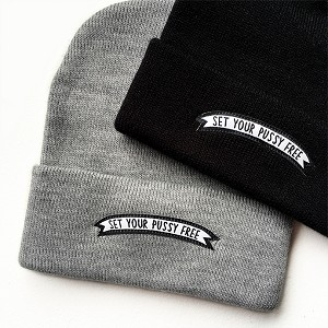 Set Your Pussy Free // Toques
